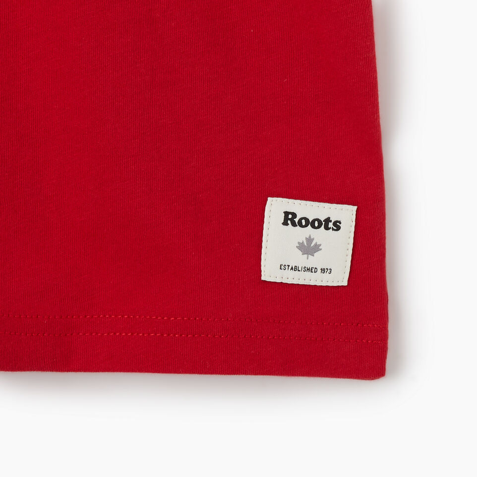 Roots-undefined-Boys Canadian Boy Ringer T-shirt-undefined-D