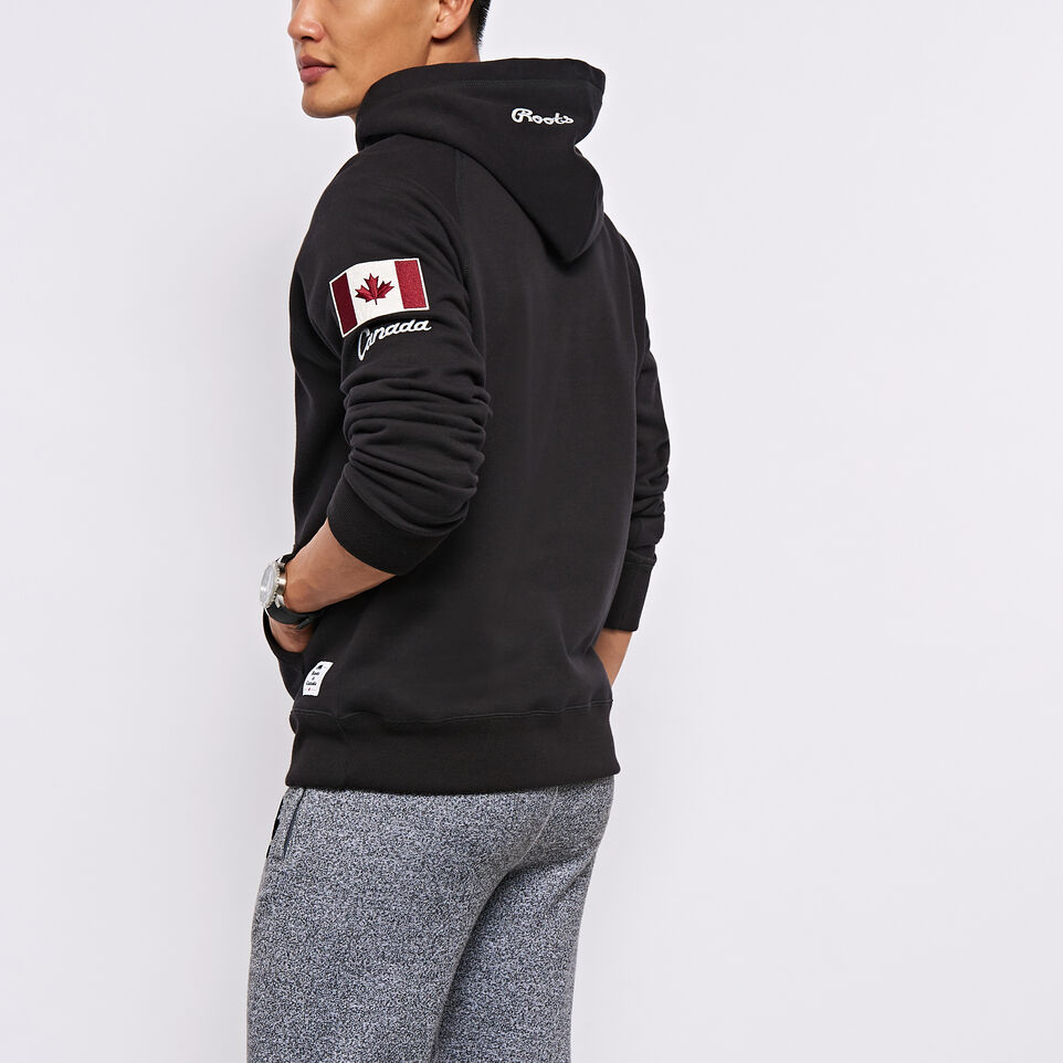 Roots-undefined-Mens Heritage Kanga Hoody-undefined-D