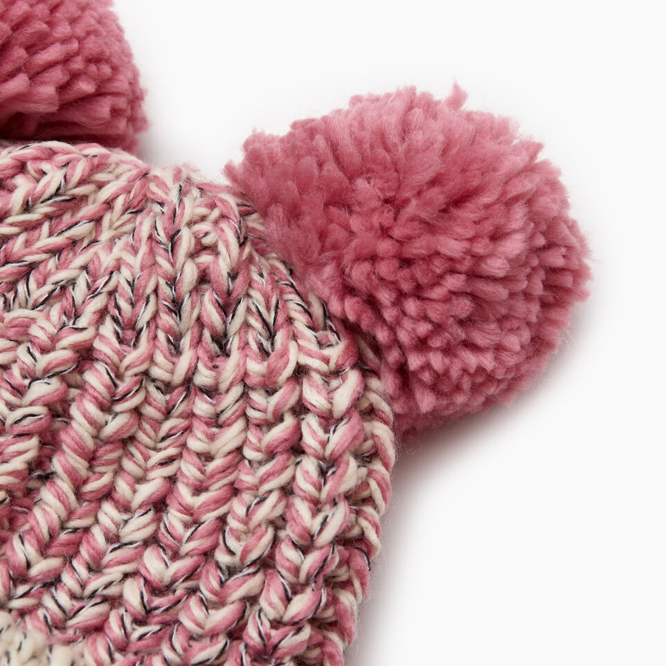 Roots-Sale Kids-Toddler Chunky Cabin Toque-Pink Mix-D