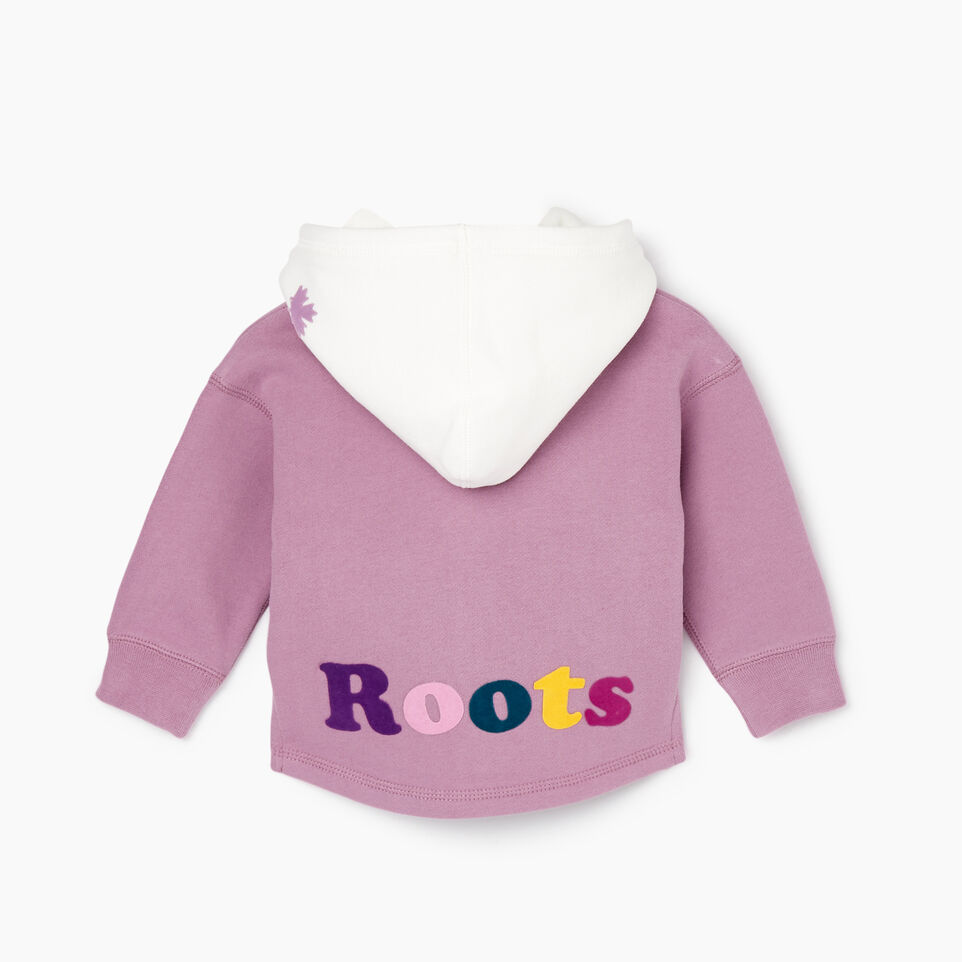 Roots-undefined-Baby Remix Full Zip Hoody-undefined-B
