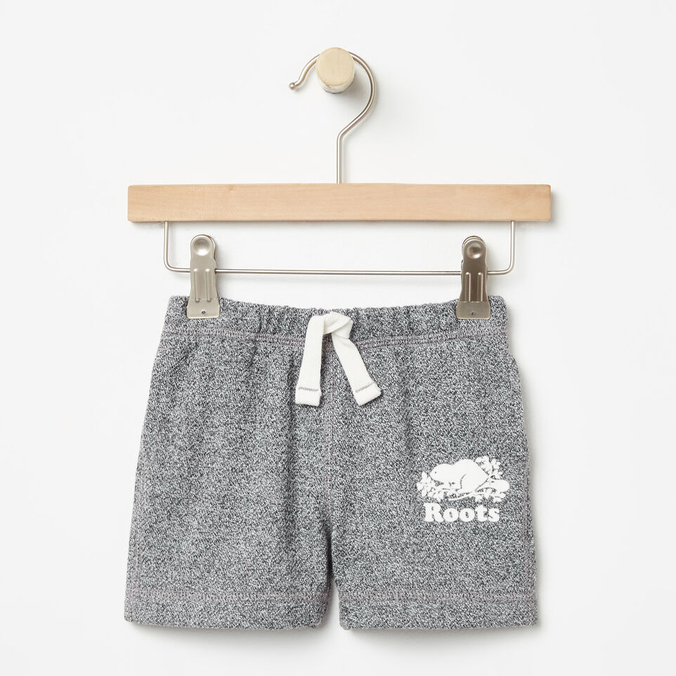 Roots-undefined-Baby Original Sweatshort-undefined-A