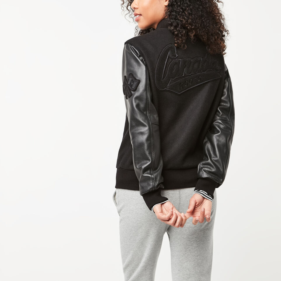 Roots-undefined-Gretzky Jacket Stealth-undefined-E