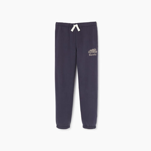 Roots-New For February Kids-Boys Original Sweatpant-Graphite-A