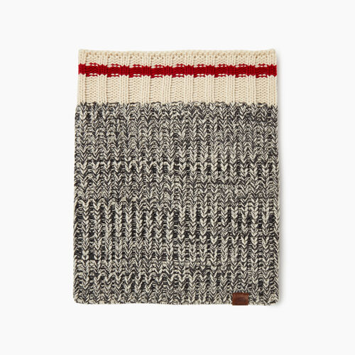 Roots-Sale Kids-Kids Cabin Snood-Grey Oat Mix-A