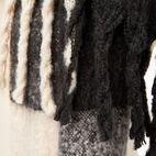 Roots-Women Categories-Park Plaid Fluff Scarf-Fog-C