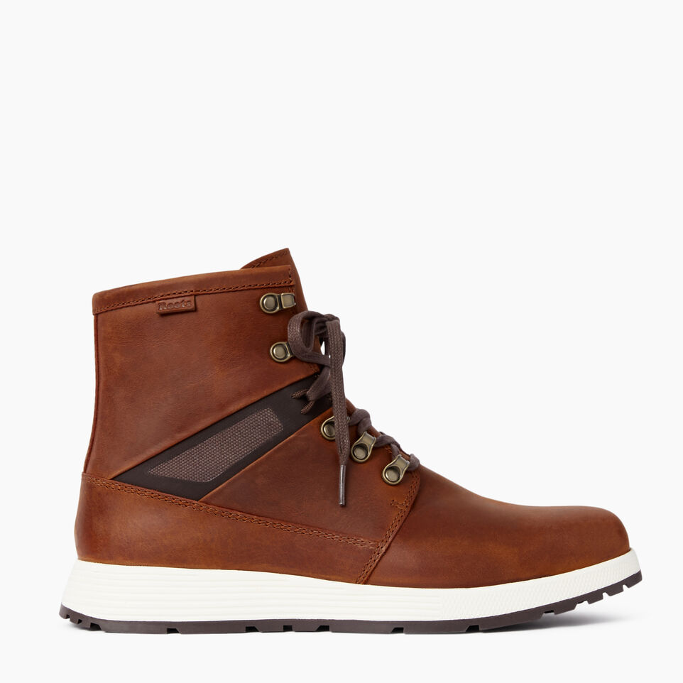 Roots-Soldes Chaussures-Bottes d'hiver Temagami pour hommes-Chêne-A