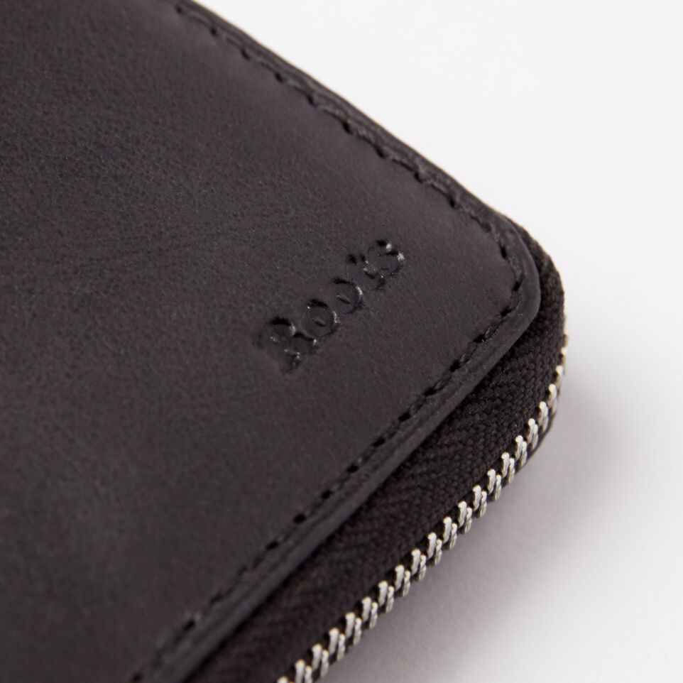 Roots-undefined-Mens Zip Around Wallet Tribe-undefined-D