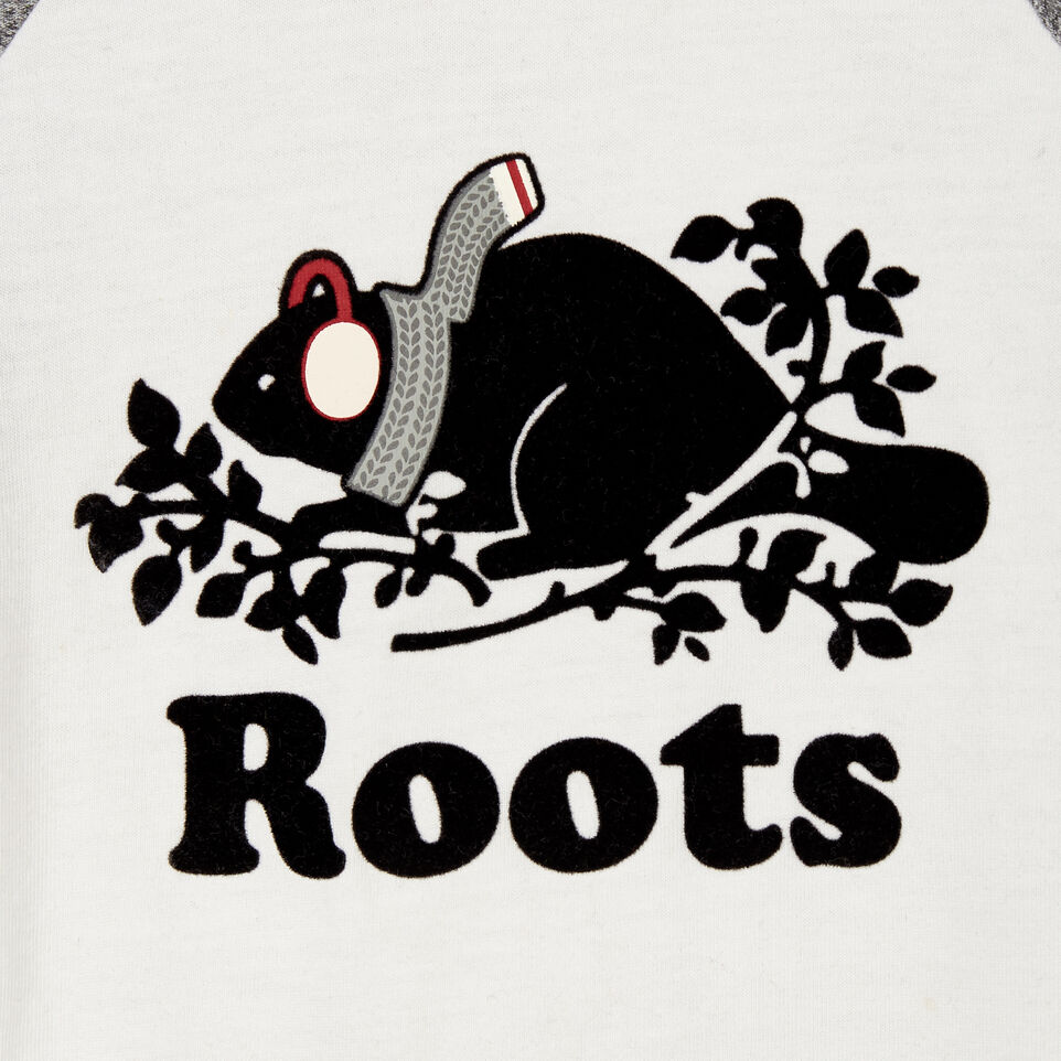 Roots-undefined-Baby Buddy Raglan T-shirt-undefined-C