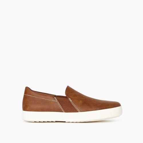 Roots-Footwear Categories-Womens Annex Slip On-Natural-A