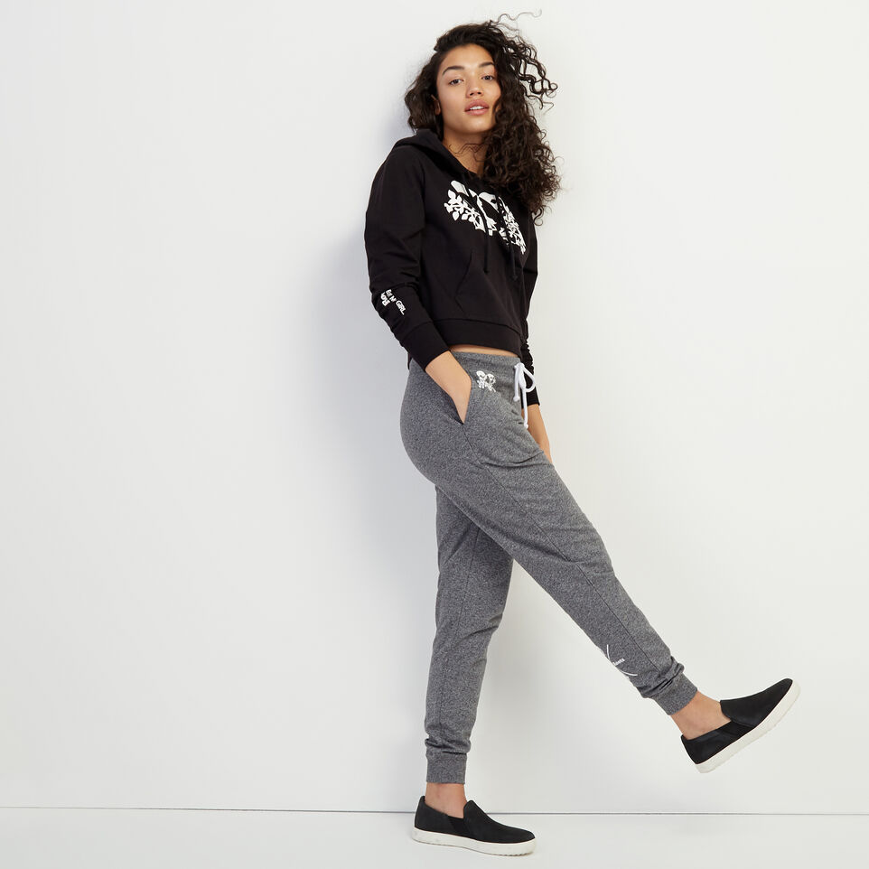 Roots-New For April Roots X Boy Meets Girl-Roots x Boy Meets Girl - Integrity Cropped Hoody-Black-B