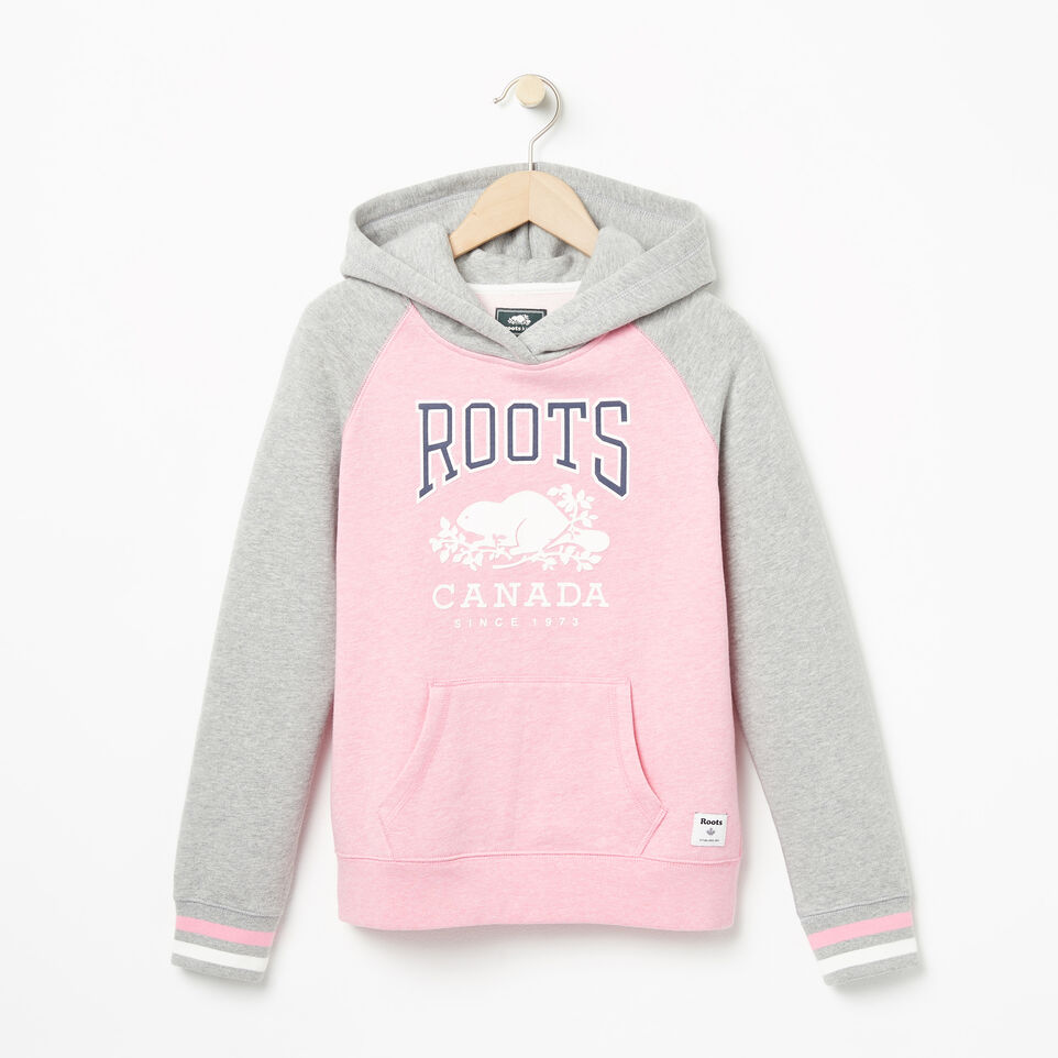 Roots-undefined-Girls RBC Kanga Hoody-undefined-A
