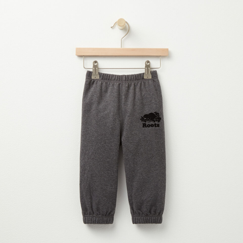 Roots-undefined-Baby Cozy Original Sweatpant-undefined-A