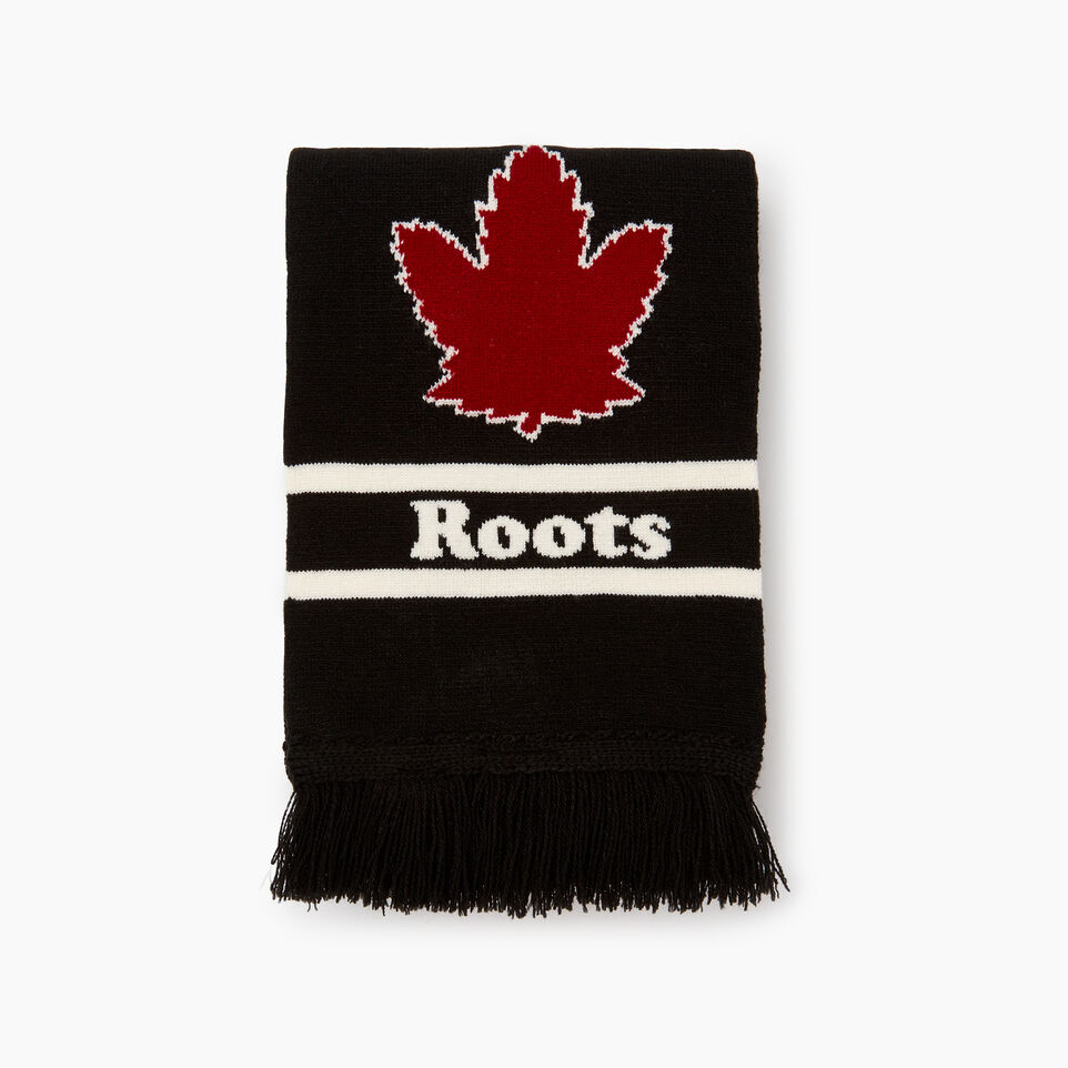 Roots-undefined-Roots Canada Scarf-undefined-B