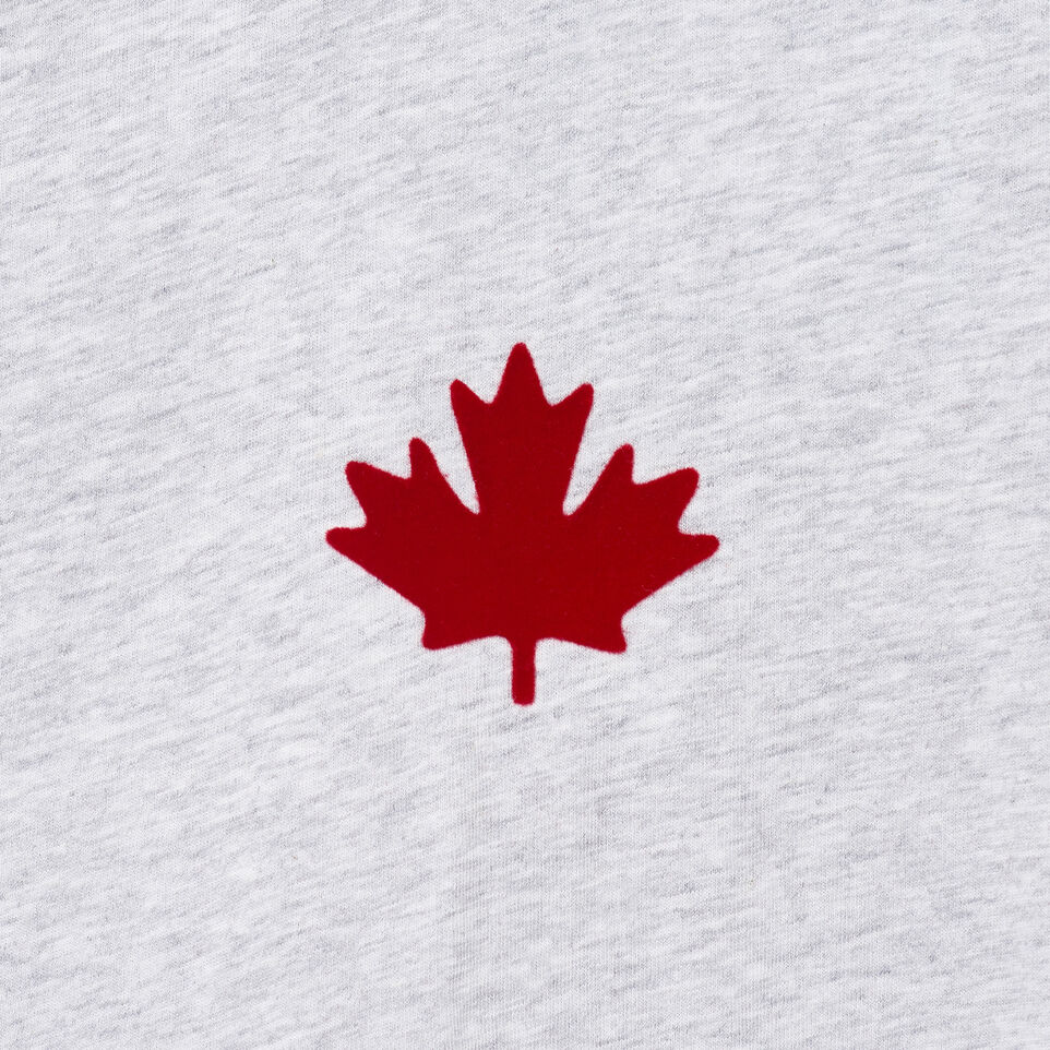 Roots-New For August Women-Womens Canada Ringer T-shirt-Snowy Ice Mix-D