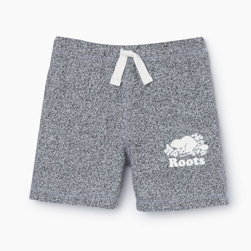 Roots-Kids New Arrivals-Toddler Original Short-Salt & Pepper-A