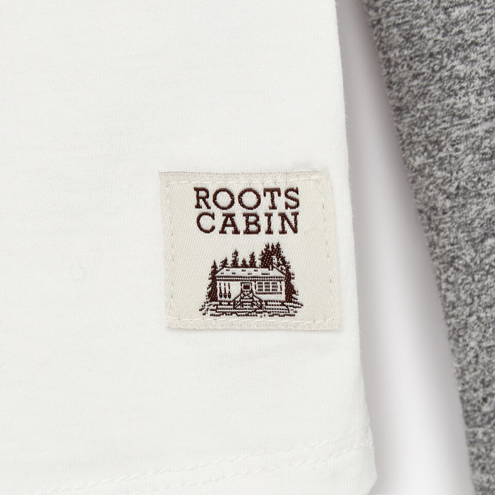 Roots-undefined-Girls Cabin Baseball T-shirt-undefined-D