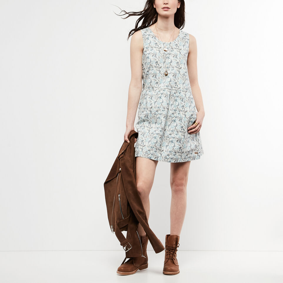 Roots-undefined-Printed Day Tripper Dress-undefined-A