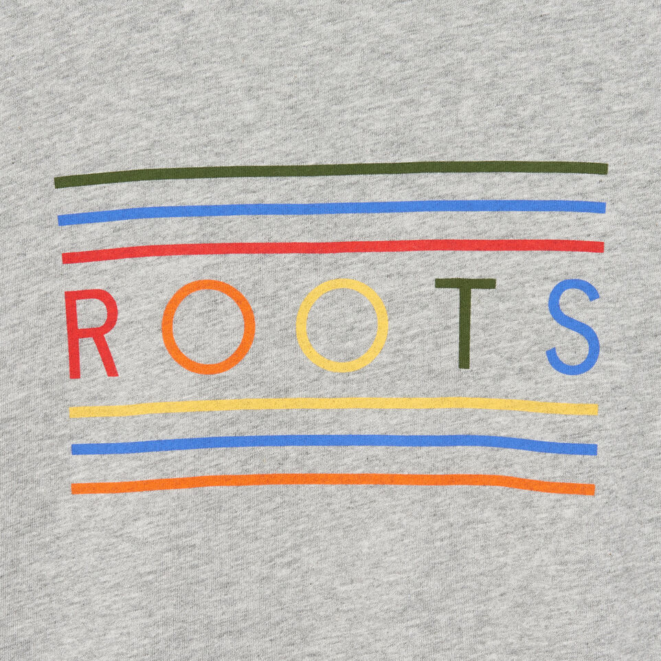 Roots-Women Our Favourite New Arrivals-Rainbow Tank-Grey Mix-D