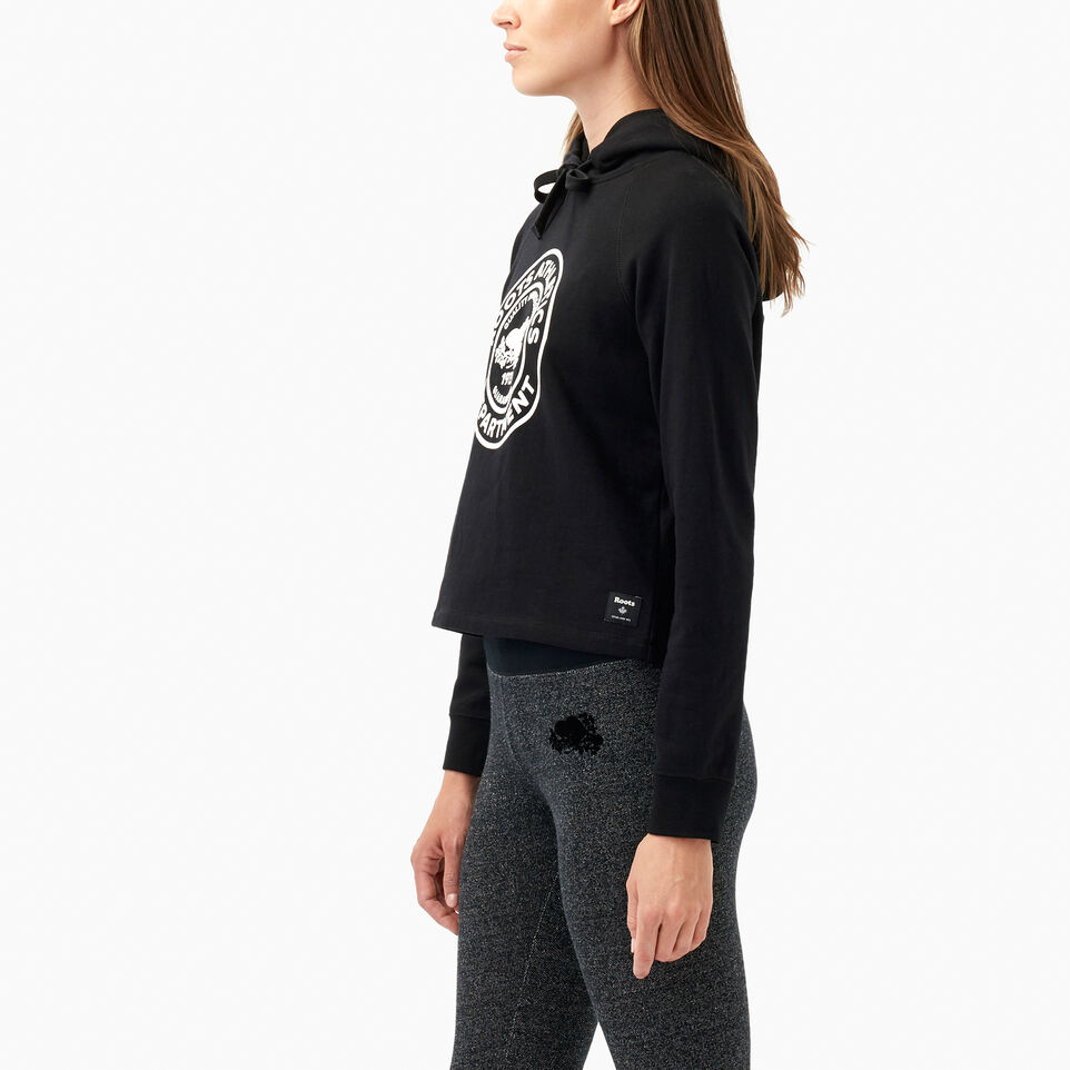 Roots-undefined-Roots Department Cropped Hoody-undefined-C