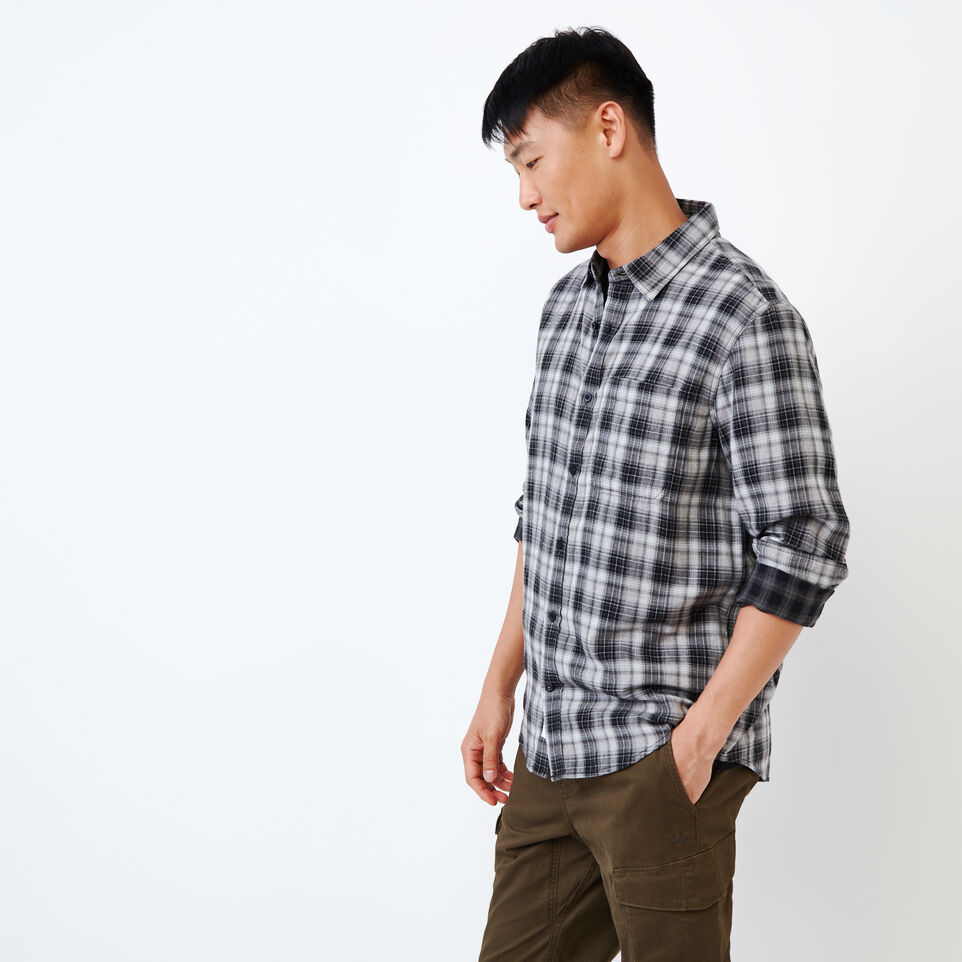 Roots-undefined-Double Cloth Shirt-undefined-C