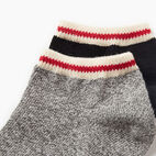 Roots-undefined-Mens Cabin Ped Sock 2 pack-undefined-D