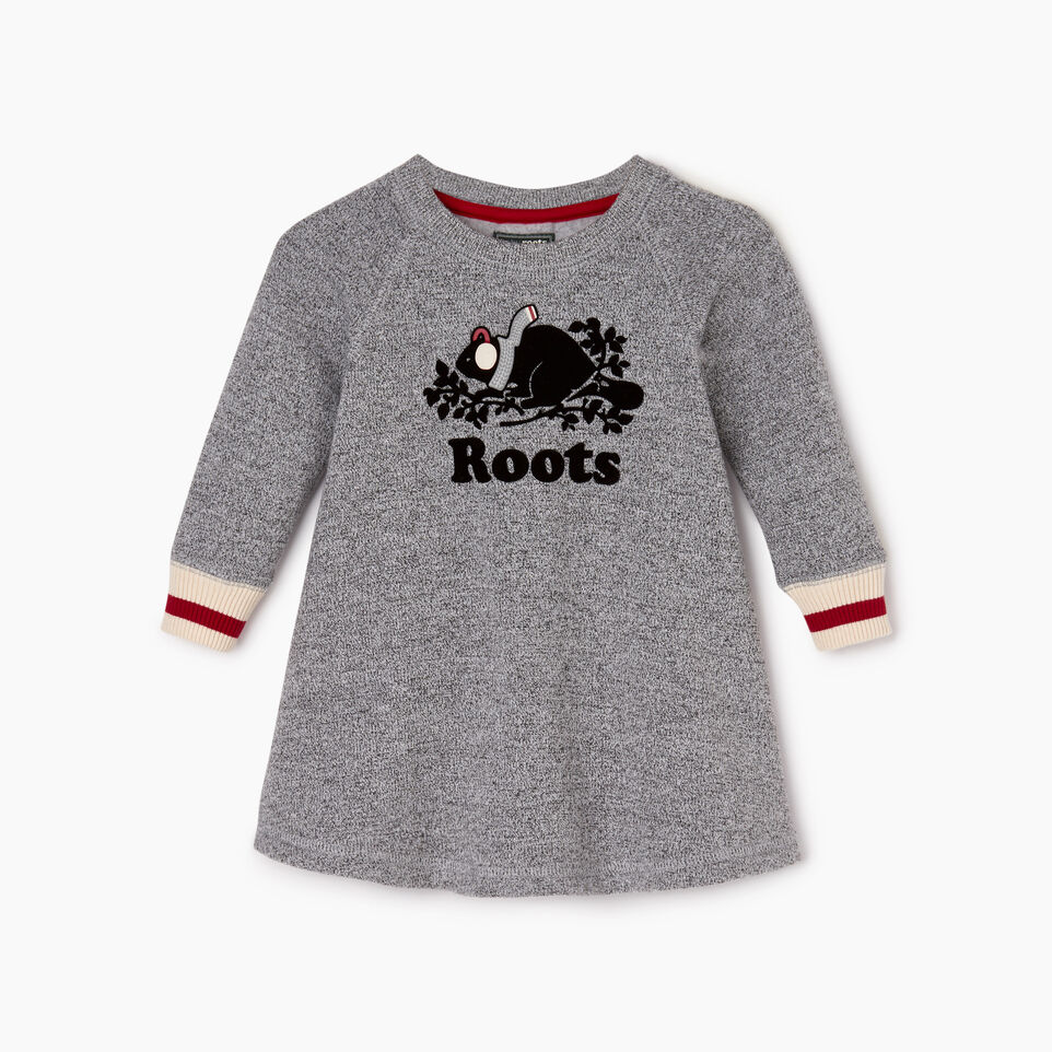 Roots-undefined-Baby Buddy Cozy Fleece Dress-undefined-A