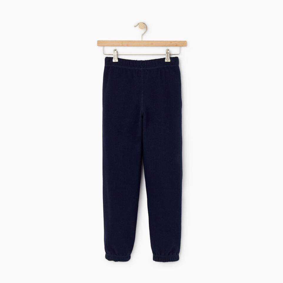 Roots-Kids New Arrivals-Boys Original Sweatpant-Navy Blazer-B