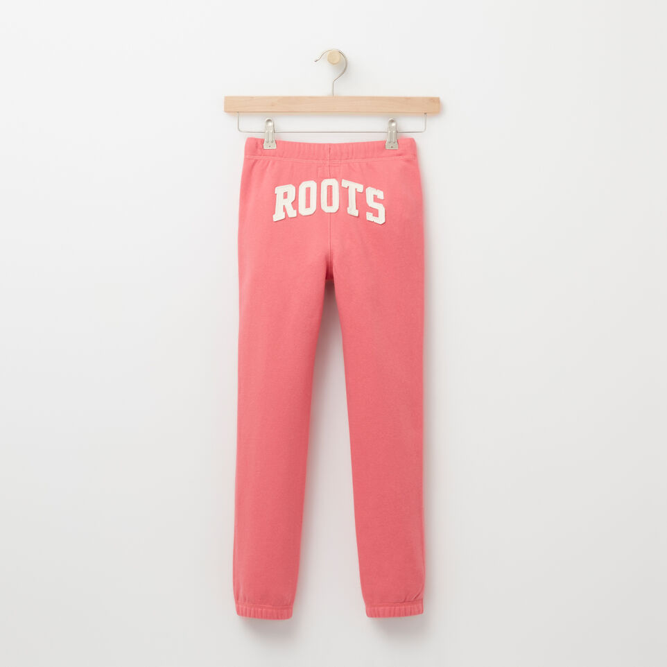 Roots-undefined-Girls Original Sweatpant RTS-undefined-B