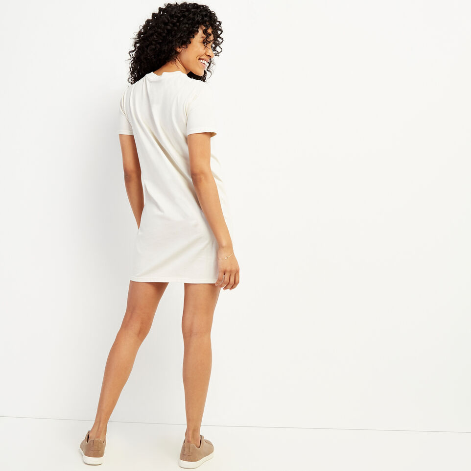 Roots-undefined-Eramosa T-shirt  Dress-undefined-D