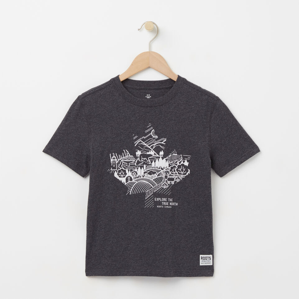 Roots-undefined-Garçons T-shirt Explore Canada-undefined-A