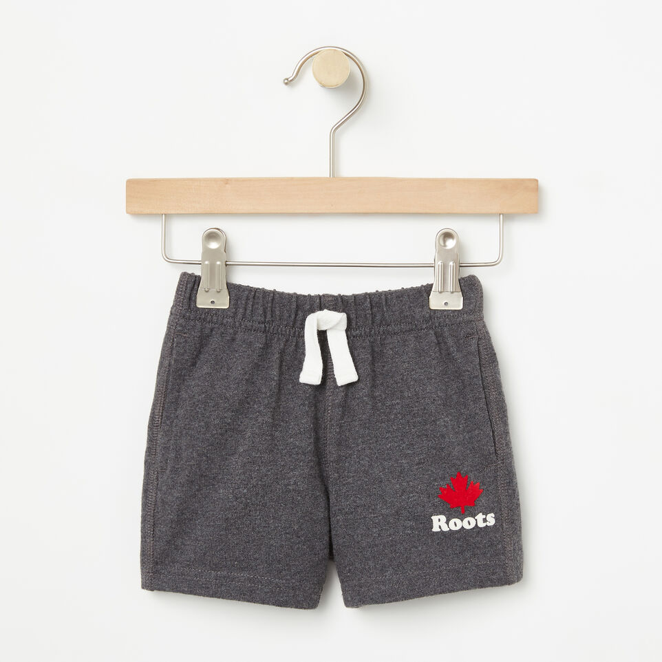 Roots-undefined-Baby Maple Jersey Shorts-undefined-A