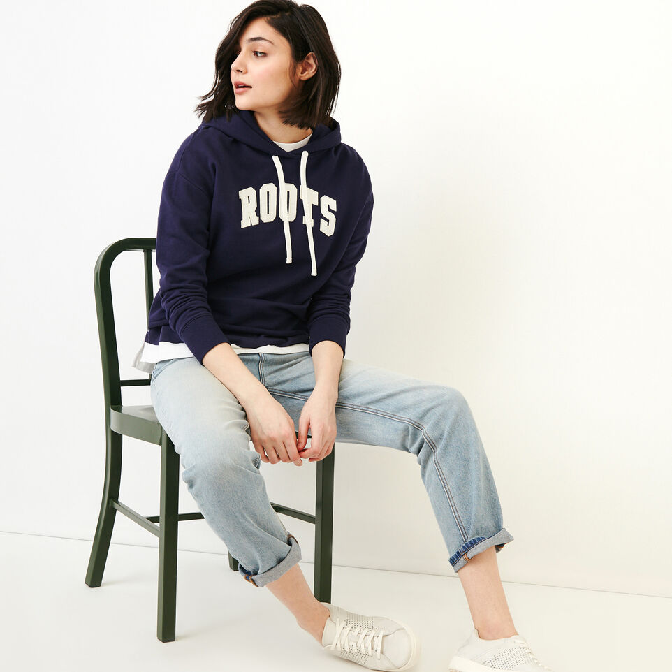 Roots-undefined-Simcoe Boxy Hoody-undefined-B