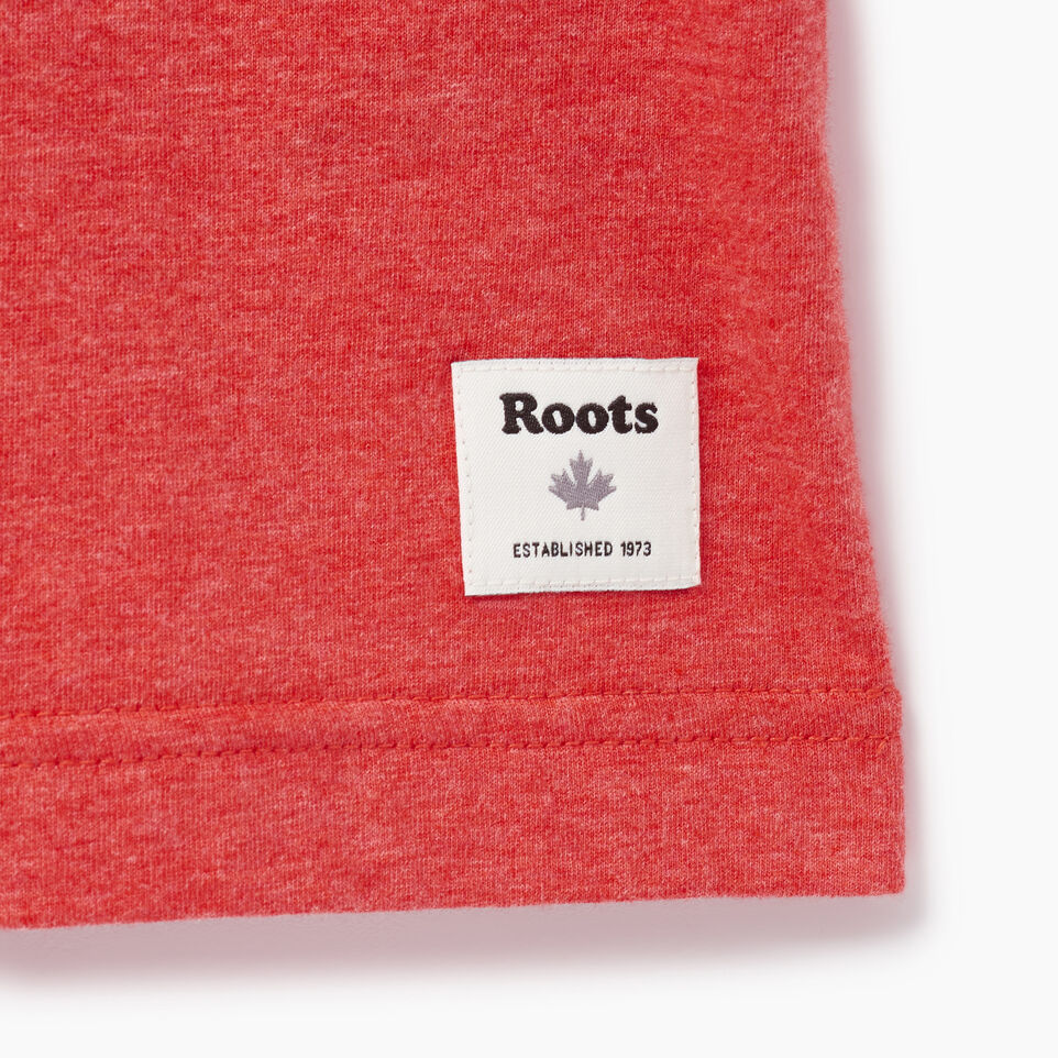Roots-undefined-Mens Friends T-shirt-undefined-C