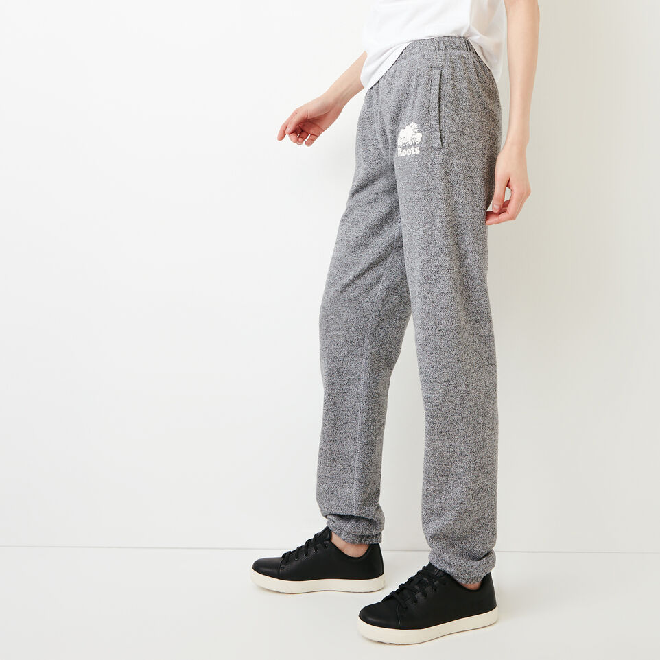Roots-undefined-Roots Salt and Pepper Original Sweatpant - Tall-undefined-C