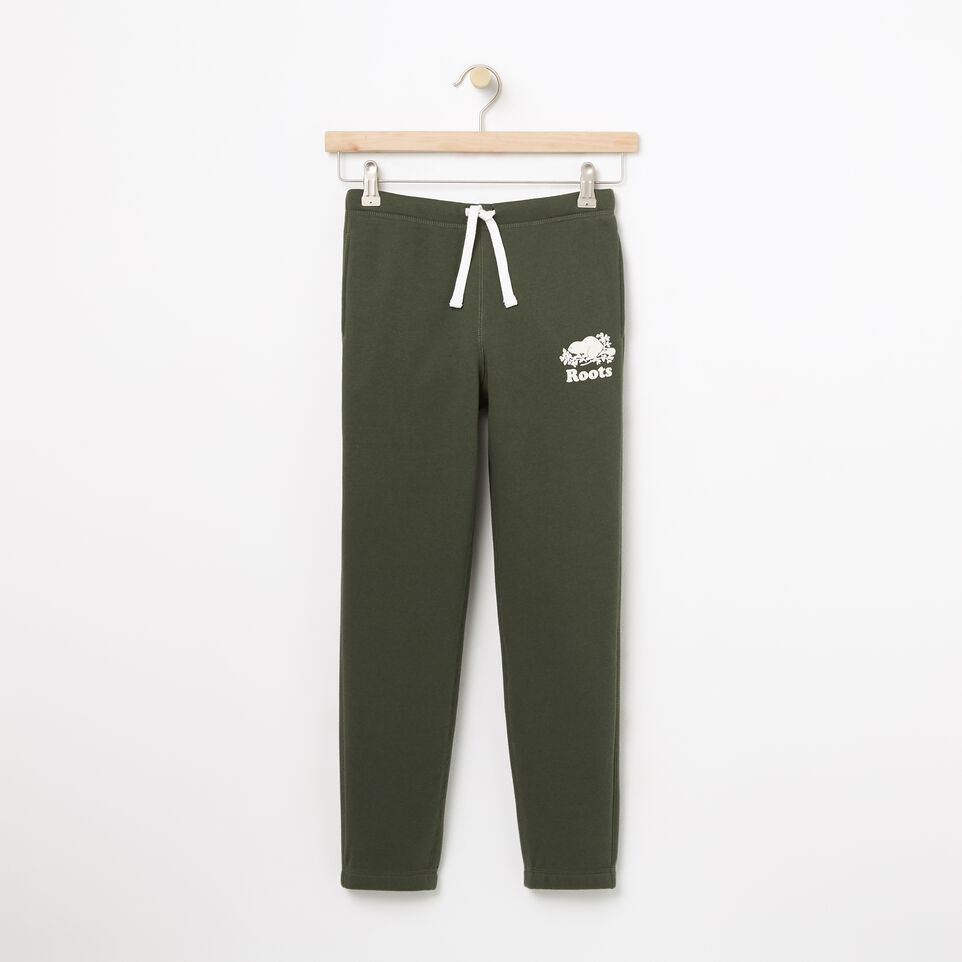 Roots-Boys Original Slim Sweatpant