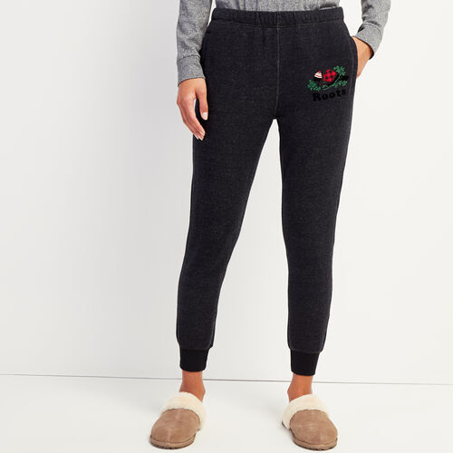 Roots-New For November Online Exclusives-Cozy Buddy Slim Sweatpant-Black Pepper-A
