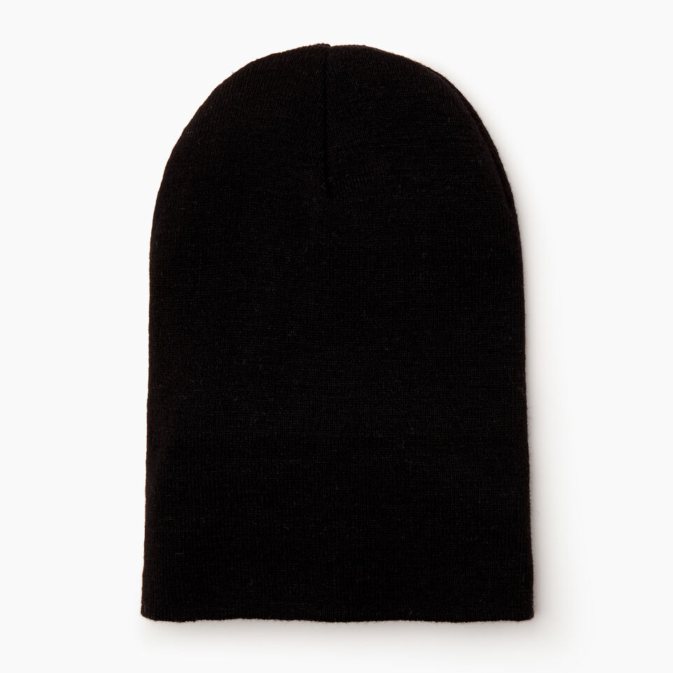 Roots-Women Hats-Bracebridge Toque-Black-D