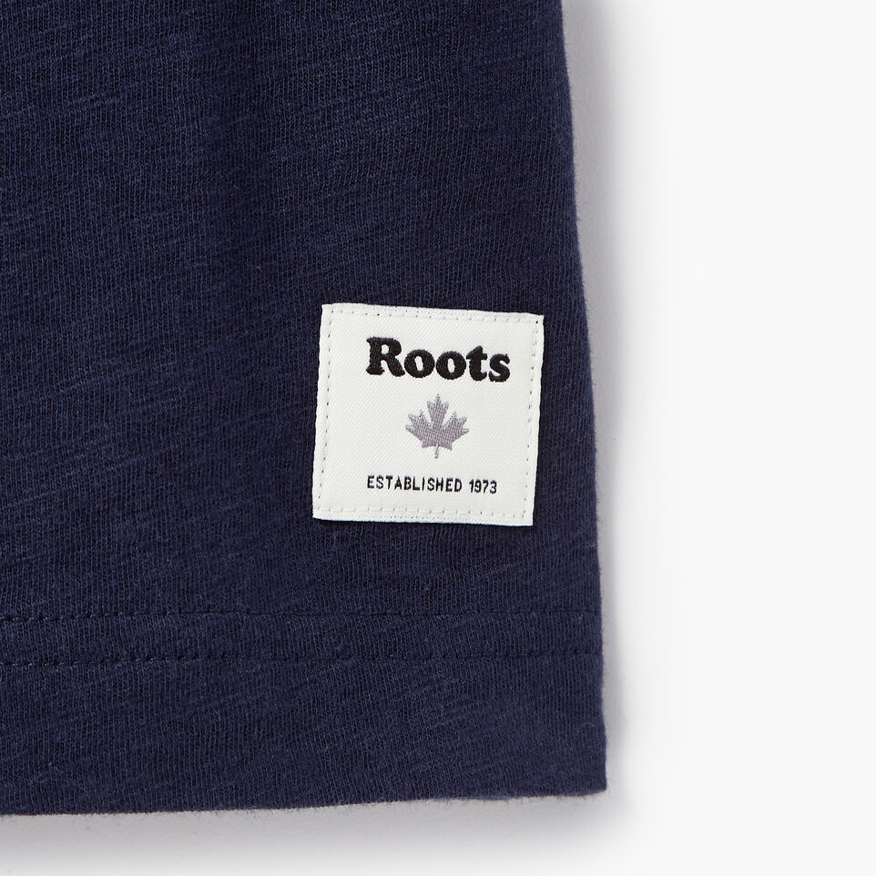Roots-undefined-Mens Roots Arch T-shirt-undefined-C