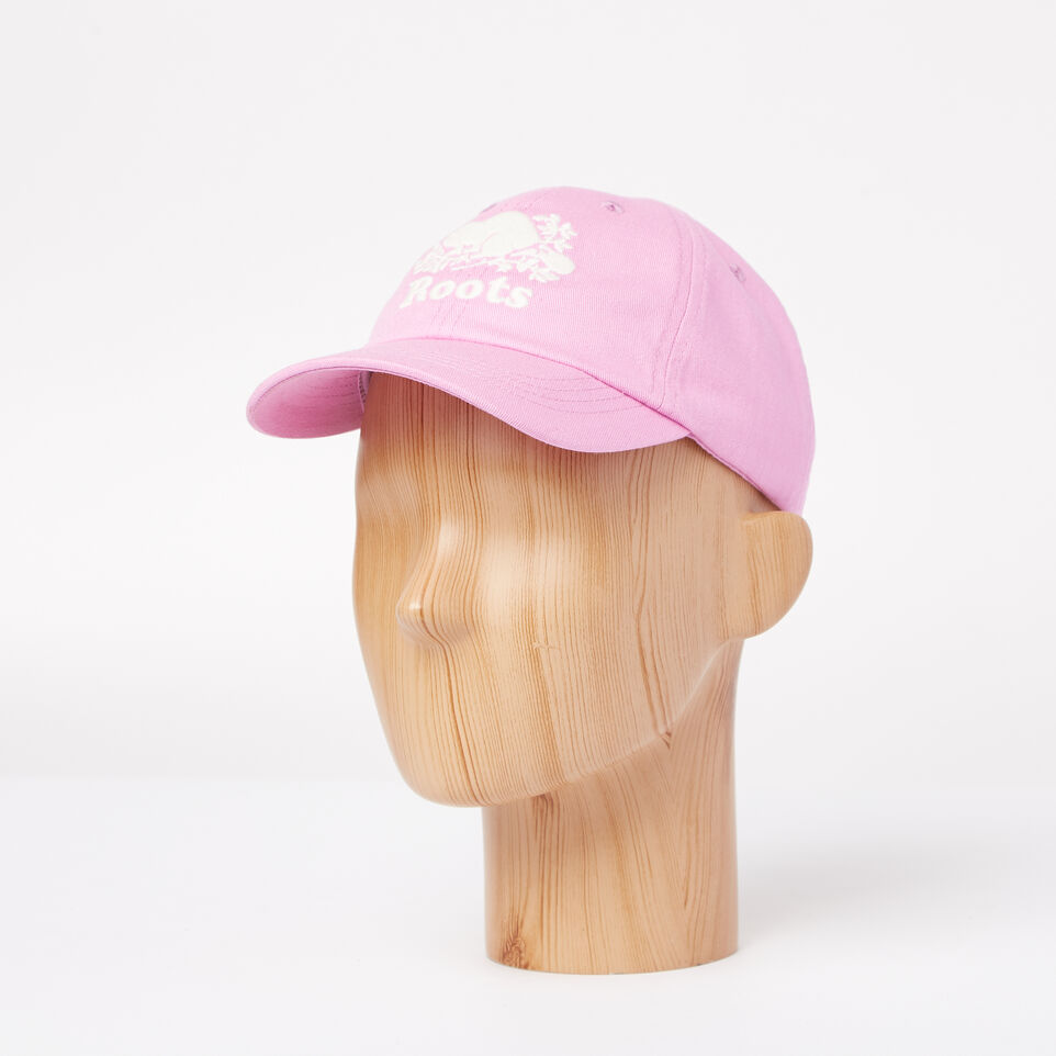 Roots-undefined-Toddler Cooper Baseball Cap-undefined-B