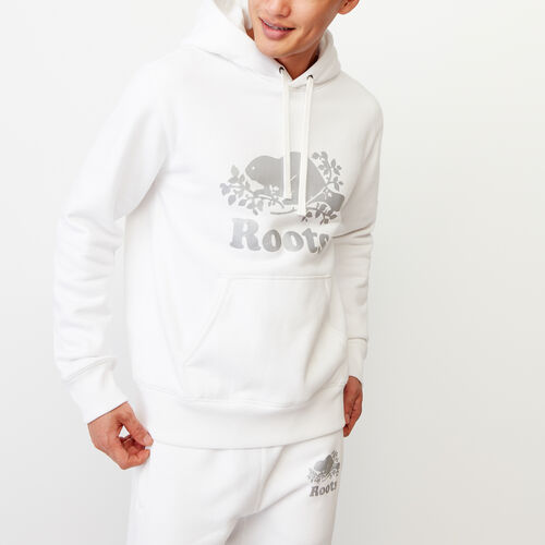 Roots-Gifts Gifts For Him-Cooper Reflect Hoody-White-A