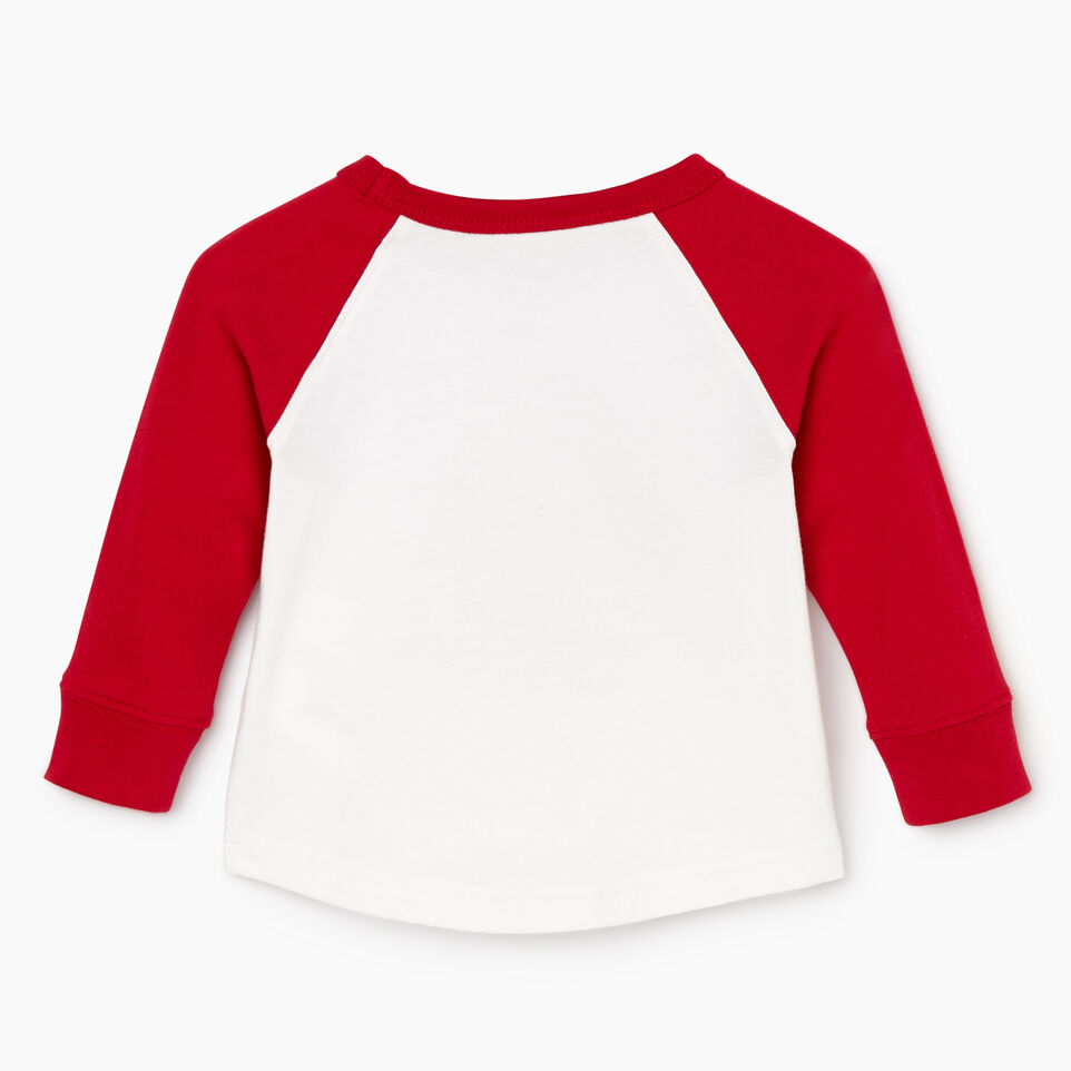 Roots-undefined-Baby Hockey Raglan T-shirt-undefined-B