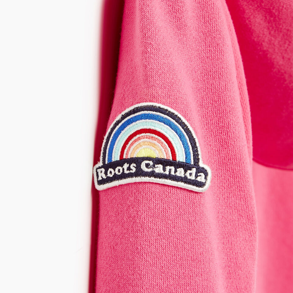 Roots-Kids Our Favourite New Arrivals-Girls Patches Full Zip Hoody-Azalea Pink-E