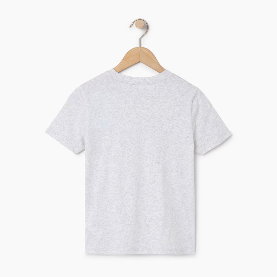 Roots-New For May Kids-Boys Gradient Cooper T-shirt-White Mix-B