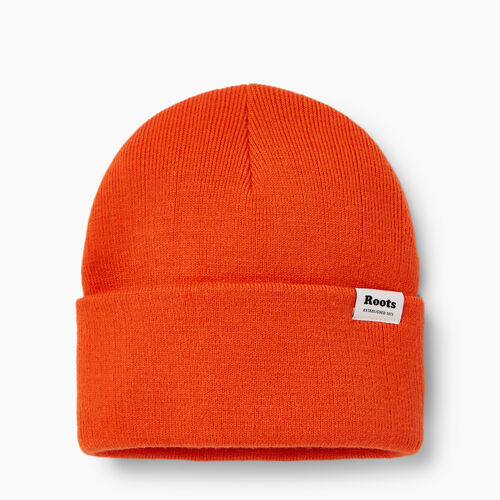 Roots-Men Bestsellers-Bracebridge Toque-Orange-A
