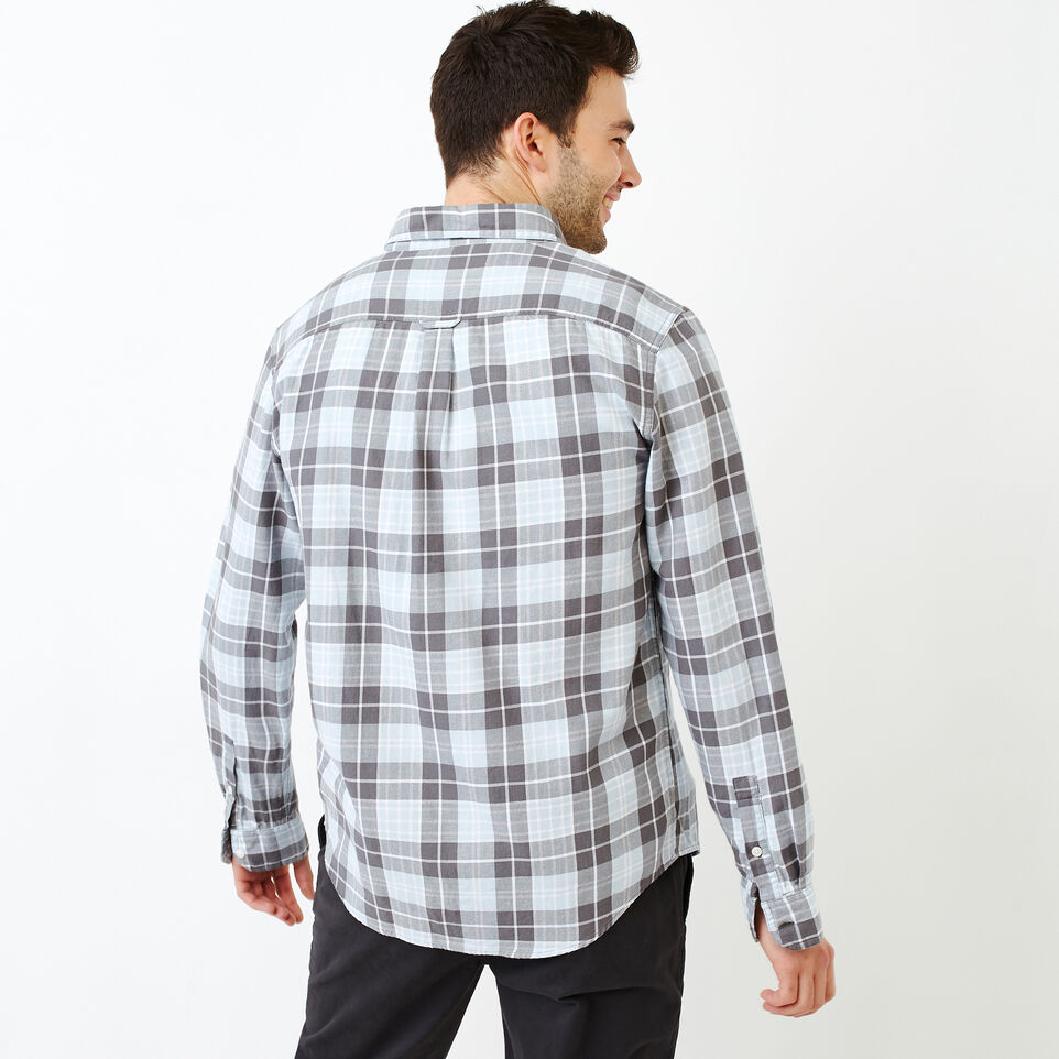 Roots-Men Shirts & Polos-Graveley Plaid Shirt-undefined-D