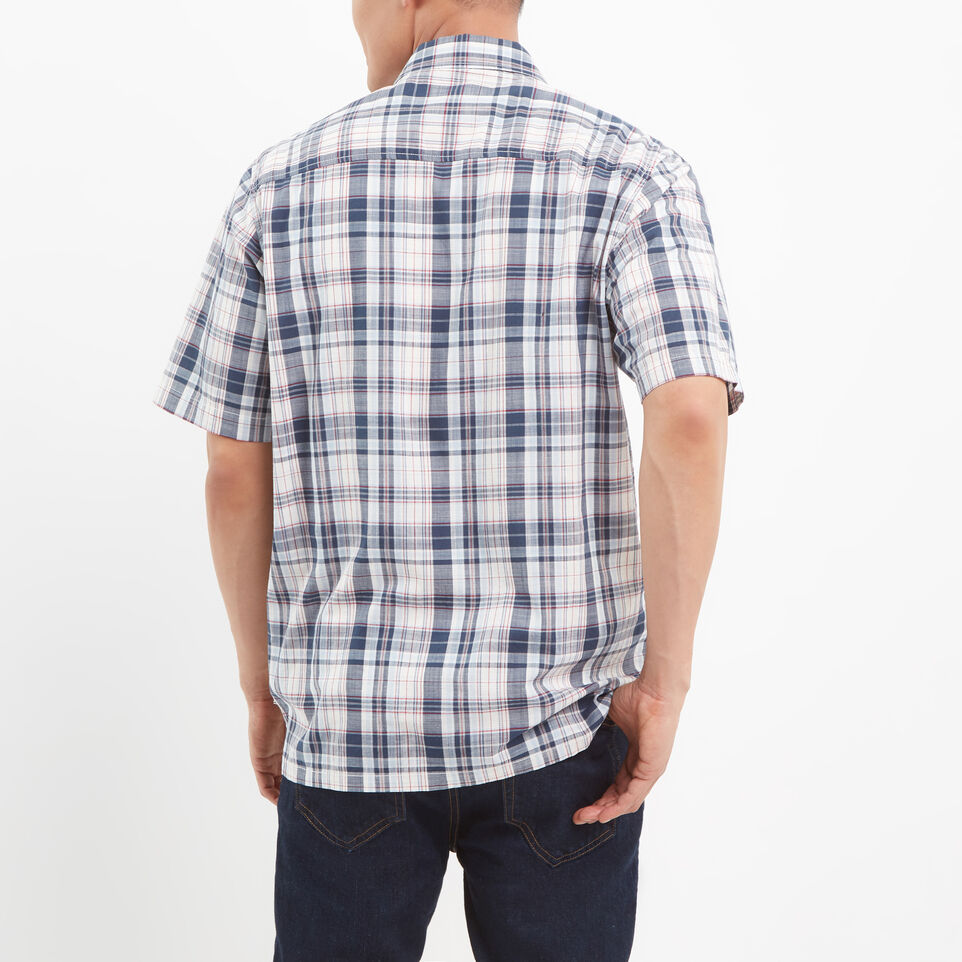 Roots-undefined-Tofino Madras Shirt-undefined-D