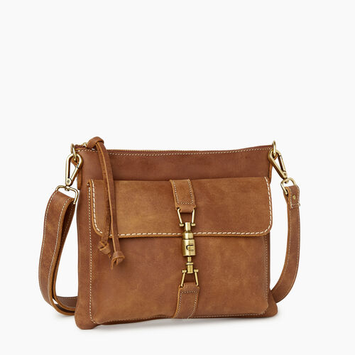 Roots-Leather New Arrivals-Charlotte Bag Tribe-Natural-A