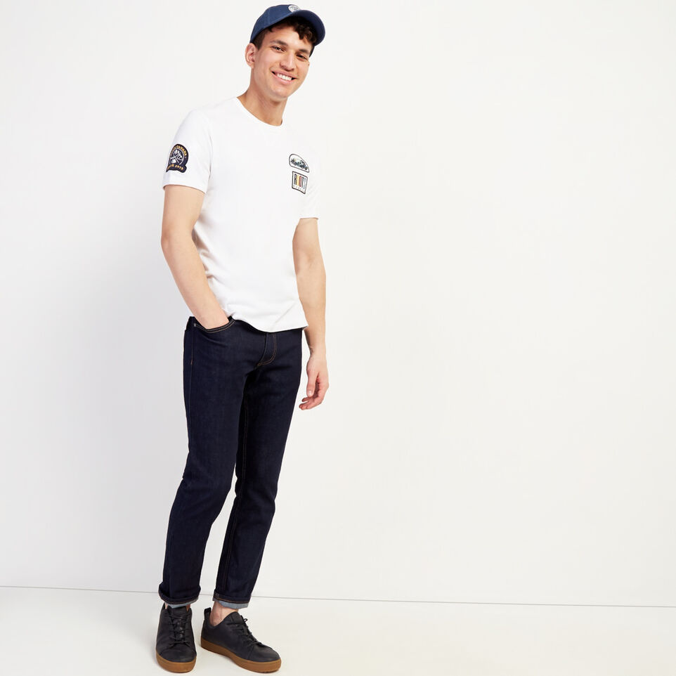 Roots-undefined-Camp Patch T-shirt-undefined-B