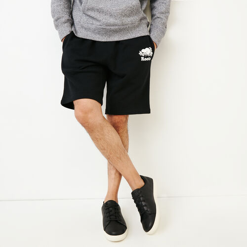 Roots-Men Our Favourite New Arrivals-Original Sweatshort 10.5 In-Black-A