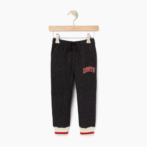 Roots-New For December Kids-Toddler Roots Cabin Sweatpant-Black Pepper-A